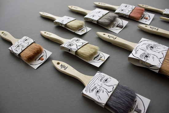 Paintbrush Packaging