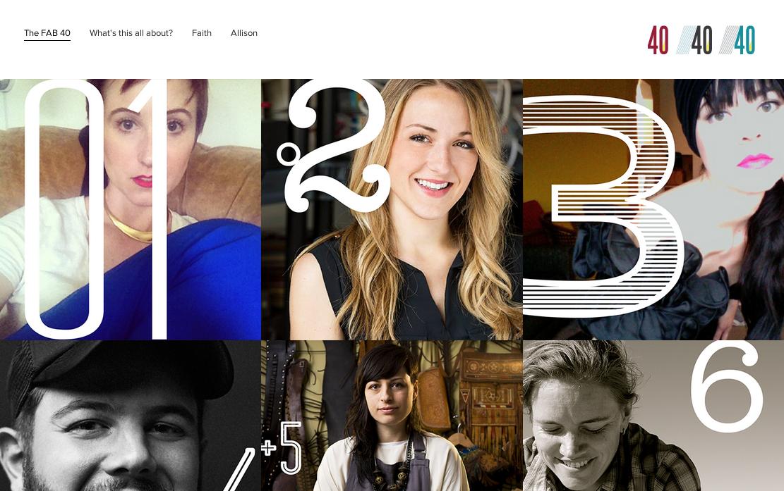40 Designers 40 Cities