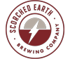 Scorched Earth Brewing Logo Design by Knoed
